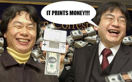 It Prints Money