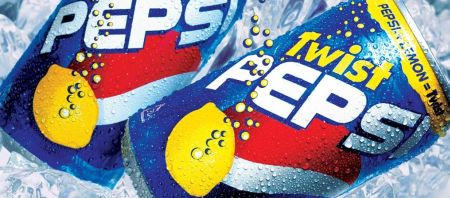 Pepsi + Lemon = Twist
